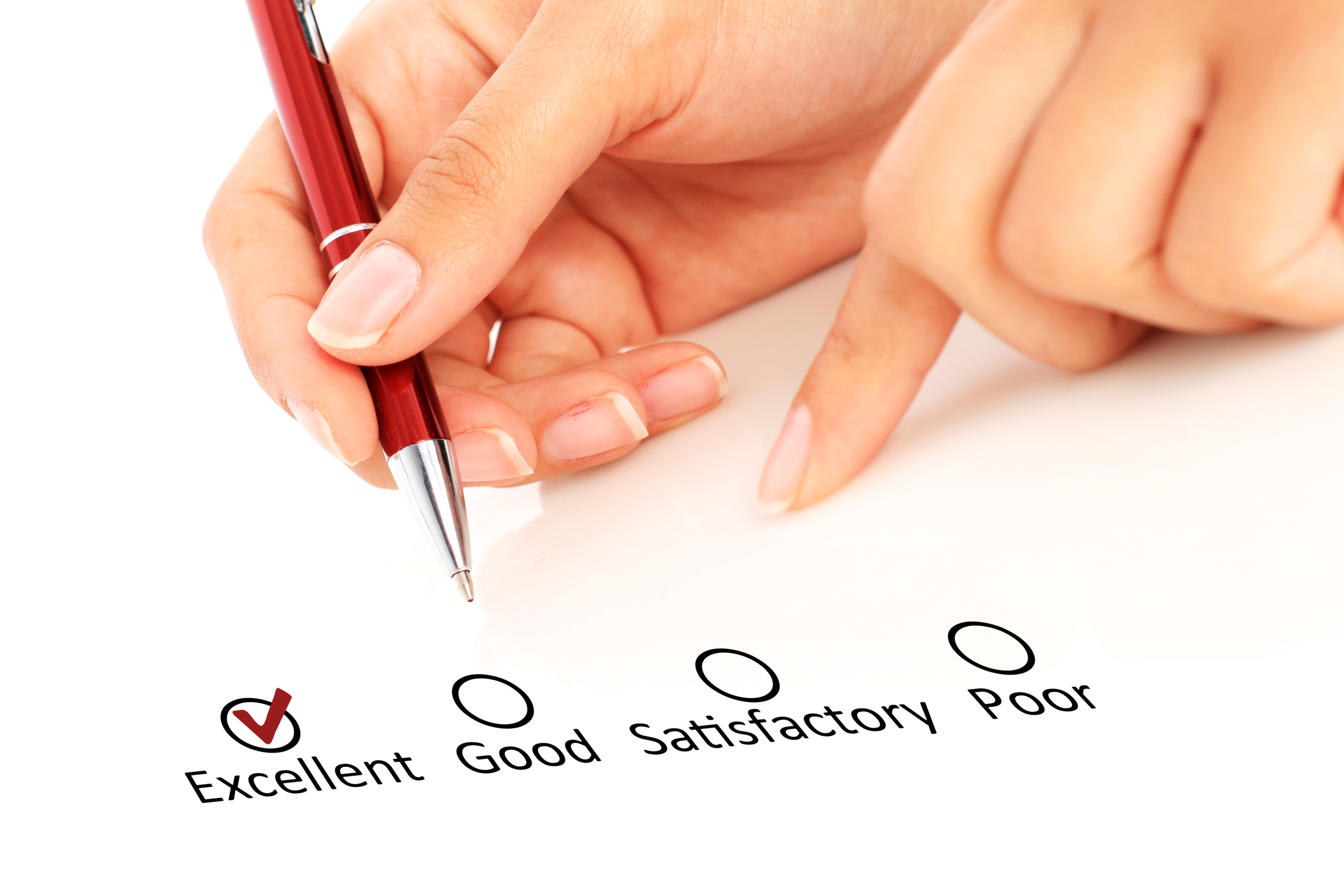 Should students have a say in teacher evaluations? Image: Shutterstock