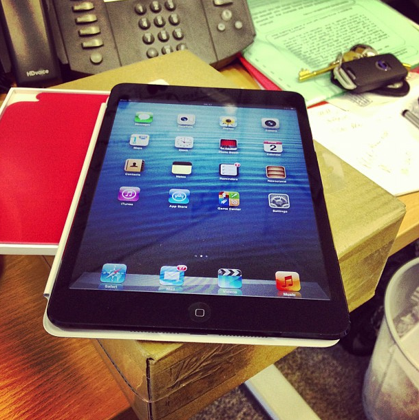 What the Mini?!: What the iPad Mini Can Do for Education