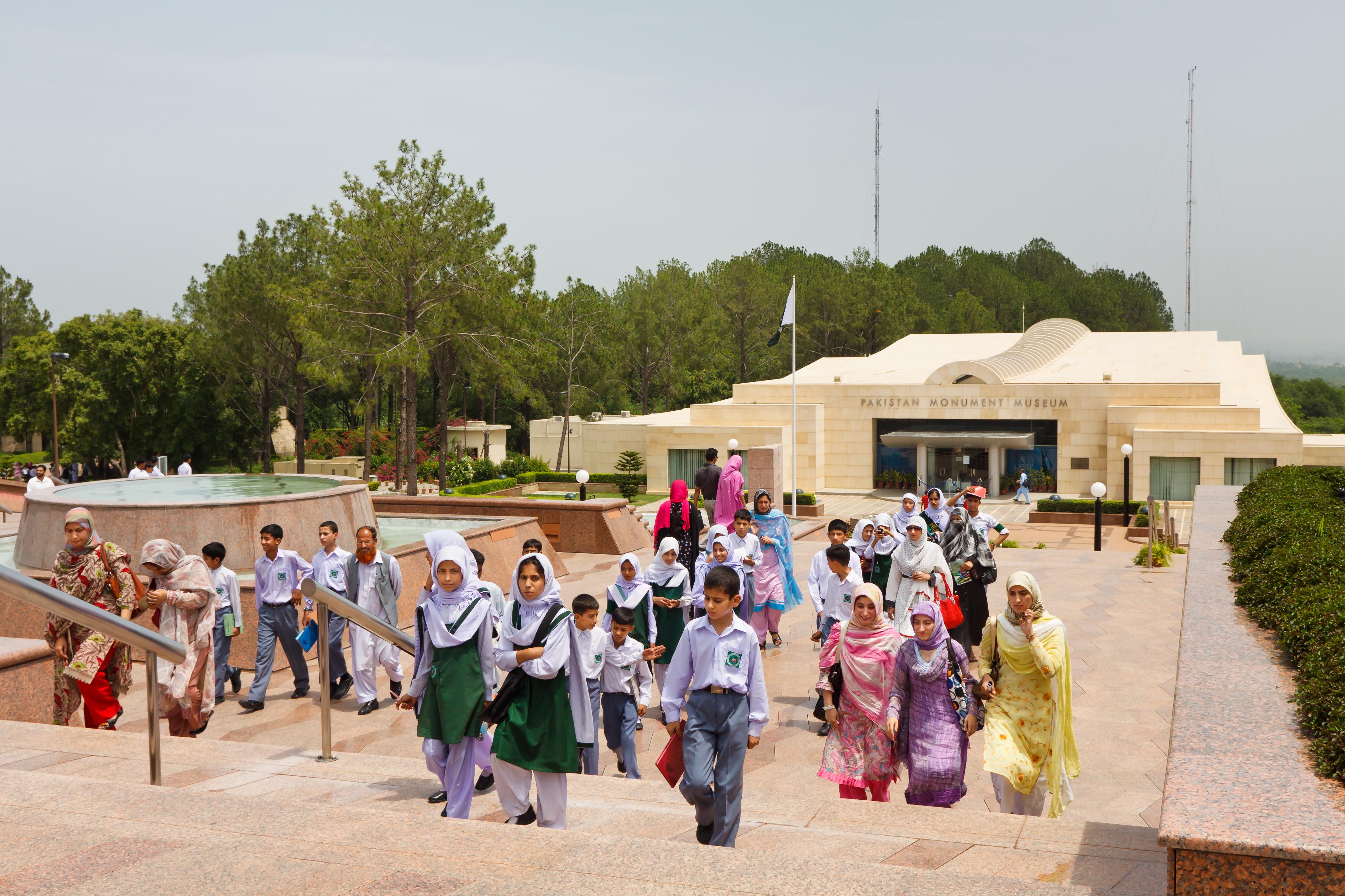 School in a War Zone