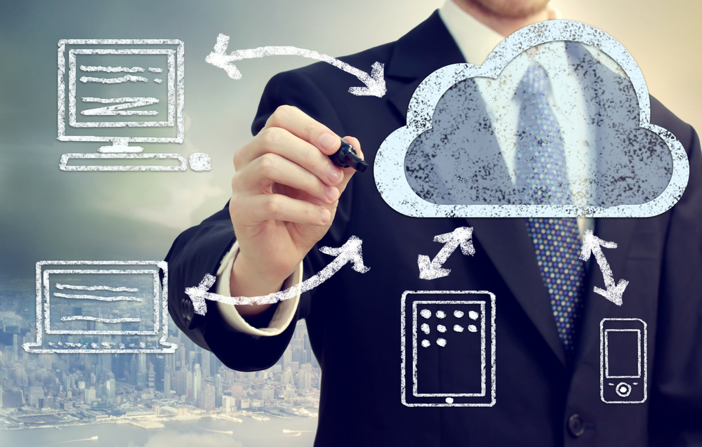 Keith Krach: It's All About the Cloud