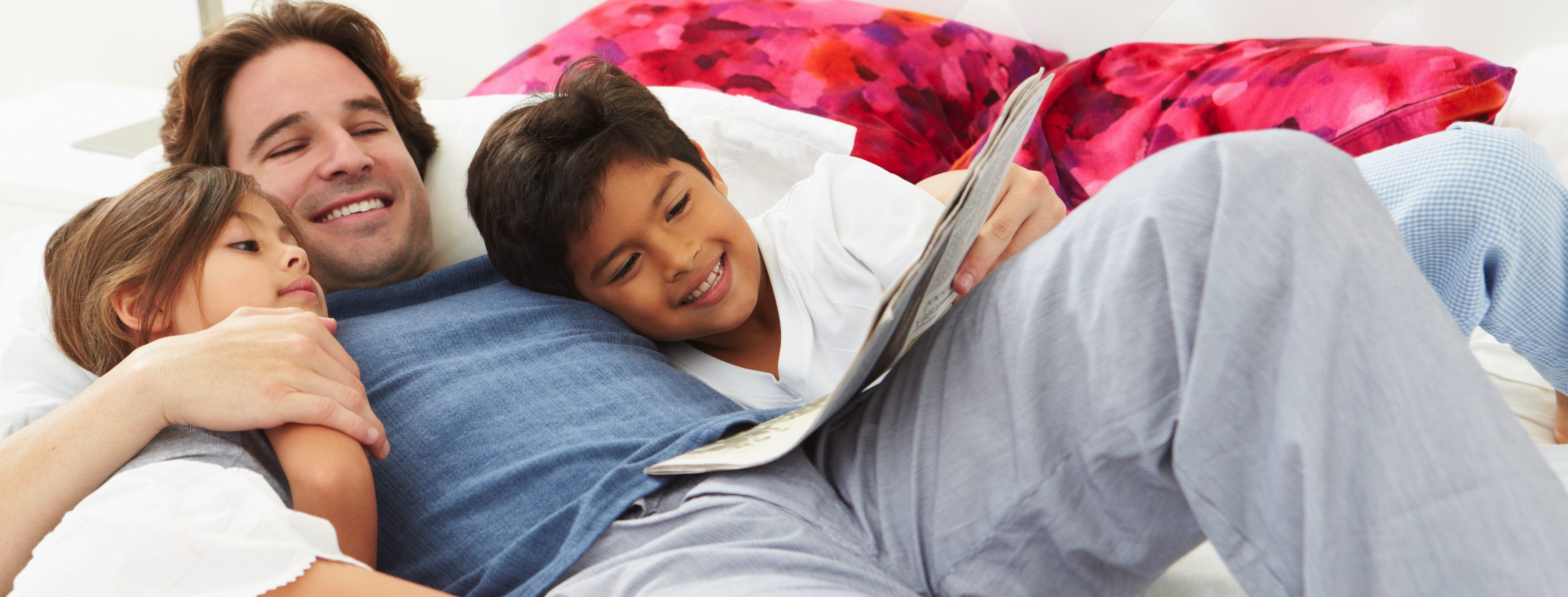 11 Ways to Make Reading Fun for Your Child