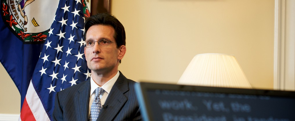 Eric Cantor Still Fighting for School Vouchers