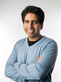 Khan Academy founder Salman Khan