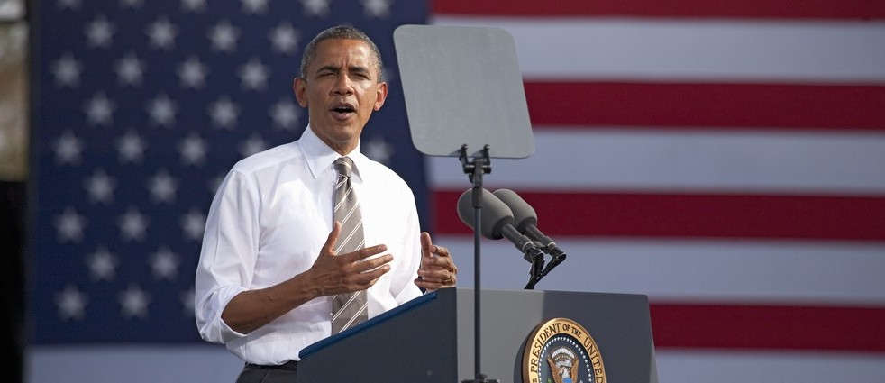 President Obama Announces It's on Us Campaign to Combat Sexual Assault