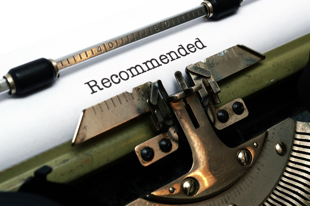 Recommendations for your Letters of Recommendation