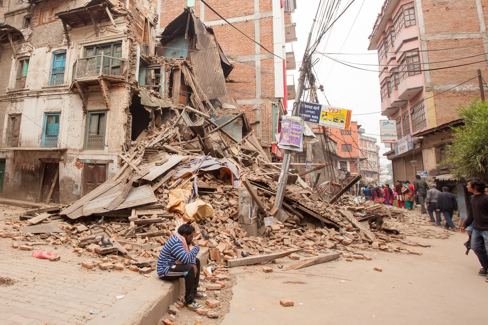 Another Thousand Schools Lost in Nepal