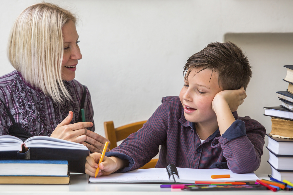 Tutoring Increases Math Skills, Reduces Math Anxiety