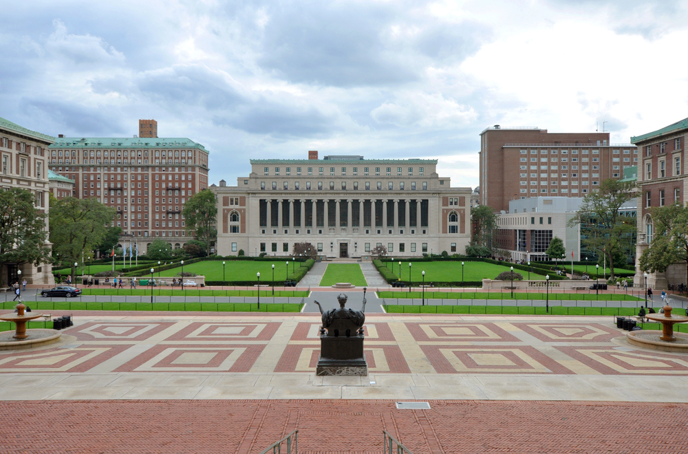 Columbia University Will Open a First Amendment Institution