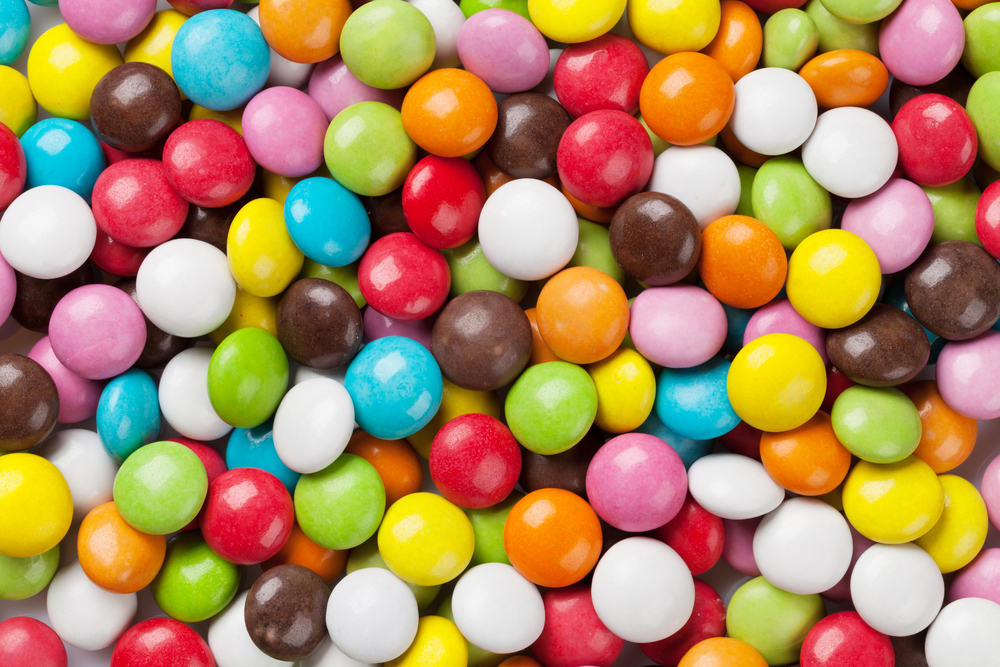 The Secret Of Candy Colors