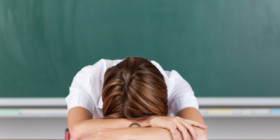 Teacher burnout is linked to student stress
