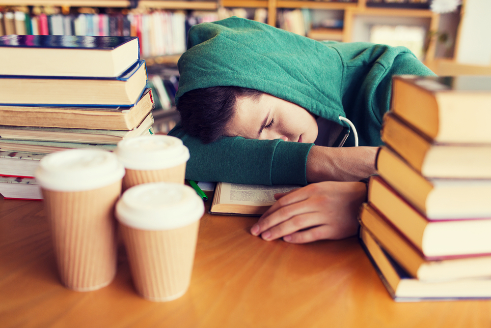 Sleep Between Lessons Helps Recall