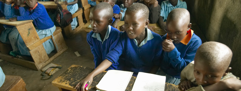 Sub-Saharan Africa faces a drastic teacher shortage.