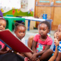 Some states are doing preschool very well.