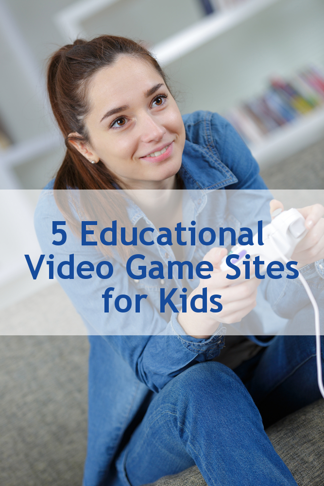 Believe it or not, video games can be valuable to a child's educational growth. Find out about our five favorite educational video game sites for home and classroom use.