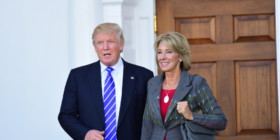 Is Betsy DeVos qualified to be the Secretary of Education?