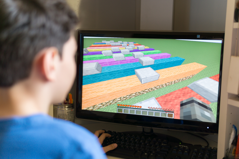 Students Learn Chemistry By Playing Minecraft