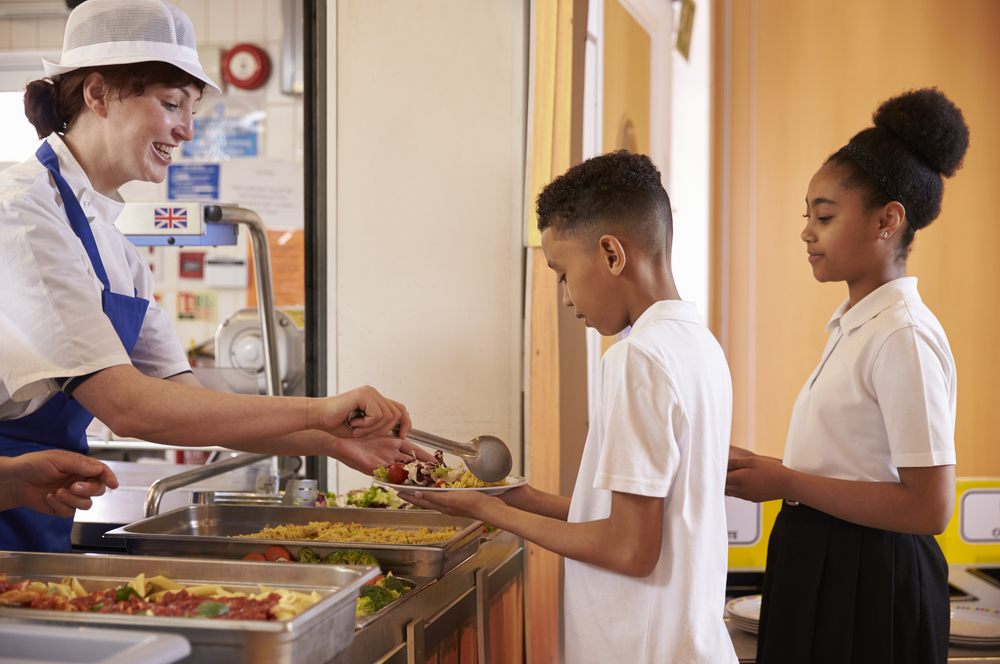 Parent Starts Campaign to Wipe Out School Lunch Debt
